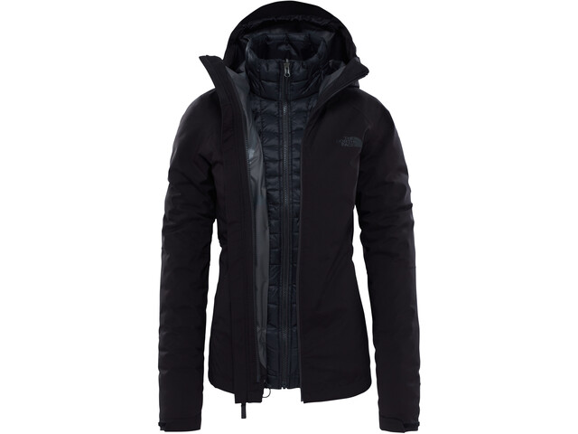 9eae39840d73 The North Face Thermoball 3 1 Triclimate Giacca Donna nero su Addnature